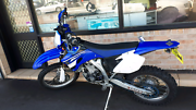 2008 wr450f Dapto Wollongong Area Preview