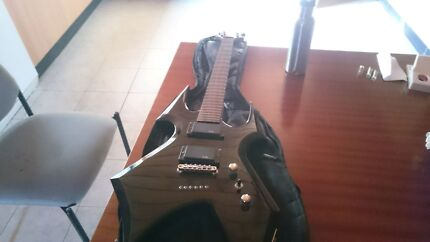 Bc Rich Warbeast One electric guitar  Mortons Creek Port Macquarie City Preview