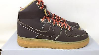 94ccee0b9169 NEW Nike Kid s Air Force1 High (GS) Basketball Shoe Size 5Y NIB