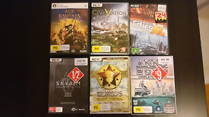 Bulk lot of PC games Deakin South Canberra Preview