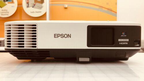 Epson PowerLite 1985WU WUXGA Wireless 3LCD Projector, 1080p HDTV 4800 Lumens
