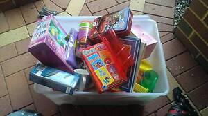 Children's assorted toys, games etc Byford Serpentine Area Preview