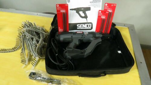 Senco Autofeed Screwdriver Gun in Case DS235-AC