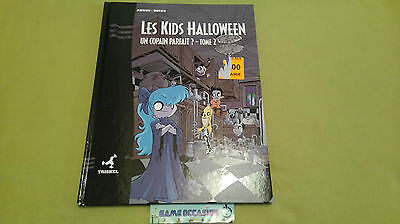 Die Kinder Halloween ein Kumpel Perfekt? Band 2 II / Eo Triskel Comic Streifen