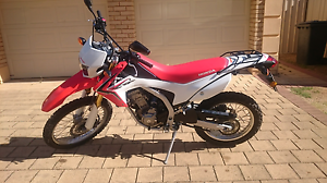 **MINT CONDITION** HONDA CRF250L Smithfield Playford Area Preview