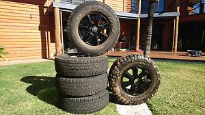 VW Amarok Wheels & Tyres Cowaramup Margaret River Area Preview