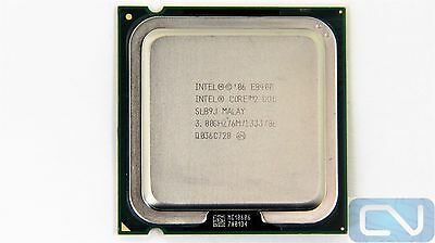 Intel Core 2 Duo E8400 3.0 GHz 6MB 1333MHz SLB9J LGA 775 CPU Desktop Processor