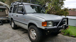 1997 Land drover discovery 1 Endeavour Hills Casey Area Preview