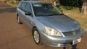 2007 Mitsubishi Lancer ES Winnellie Darwin City Preview