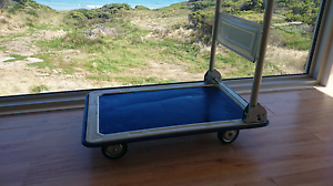 DOLLY TROLLEY Low Head George Town Area Preview