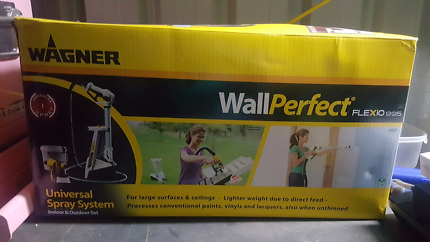 Wagner wall perfect universal spray system