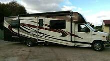 2011 FOREST RIVER LEXINGTON TWIN SLIDE MOTORHOME CAMPERVAN Gawler Belt Gawler Area Preview