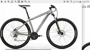 Merida big 9 moutain bike Warrnambool Warrnambool City Preview