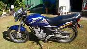 YAMAHA SCORPIO 225cc YEAR 2008 BELG06A 12 MONTHS REGO KMs 1866 Kearns Campbelltown Area Preview