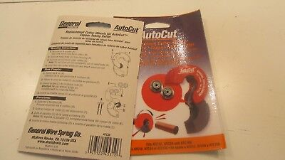 2 New General Pipe Cleaners Atcw12 Atc34 Atc100 Autocut Replacement Wheel B1