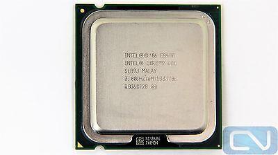 Intel Core 2 Duo E8400 3.0 GHz 6MB 1333MHz SLB9J LGA 775 CPU Desktop Processor