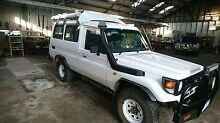 2004 landcruiser troopcarrier Mount Barker Plantagenet Area Preview