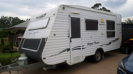 2008 Fulcher Galaxy Grand Tourer Caravan 18 Foot Picton Wollondilly Area Preview