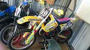 2000 rm 125 slingshot $ 3,2000 neg or open to swaps only pls Toowoomba Toowoomba City Preview
