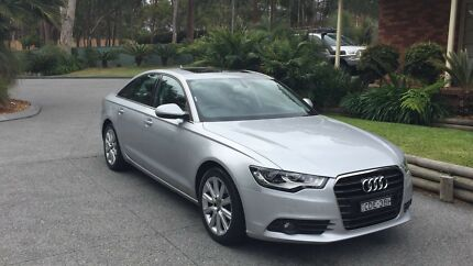 Luxury Audi A6