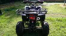 TMXPRO 125CC ATV QUAD Pocket Dirt Gokart 4 Wheeler Buggy XBM Blac Sunshine Brimbank Area Preview