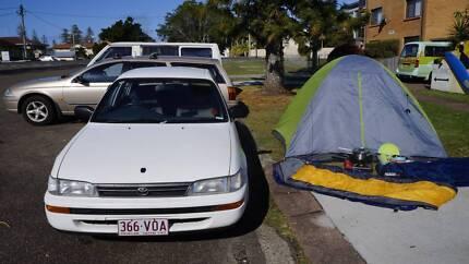 1995 Toyota Corolla Port Macquarie 2444 Port Macquarie City Preview