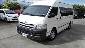 2008 Toyota Hiace Van/Minivan COMMUTER BUS DIESEL Ravenhall Melton Area Preview