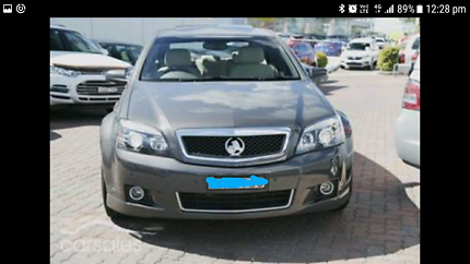 Wm caprice holden 2008 Two Wells Mallala Area Preview
