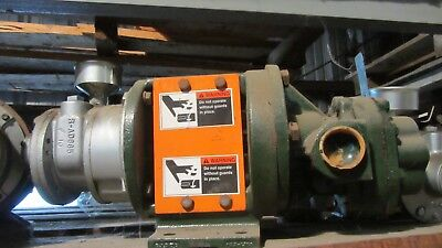 Gastroper Oil Transfer Pump Weinman Assembled Roper Pump Model 17am08 Type 1