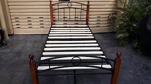 Colonial  Bed ,Good Condition Mount Gravatt Brisbane South East Preview