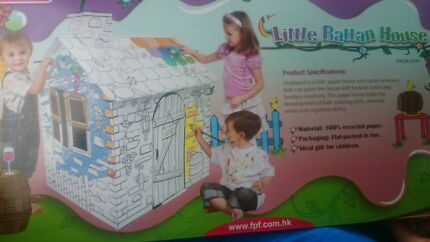 Little ratten colour in cubby house  Hoppers Crossing Wyndham Area Preview