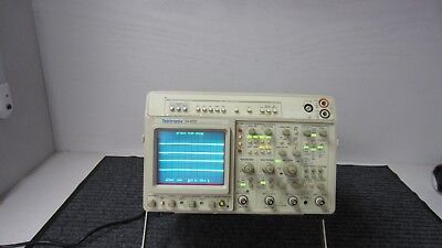Tektronix 2445b Analog Oscilloscope 4 Channel 150mhz Option 01