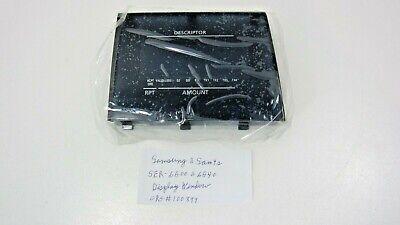 Samsung Sam4s Ser-6500 6540 Cash Register Plastic Display Cover