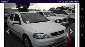 2003 Holden Astra TS Auto for parts Campbellfield Hume Area Preview