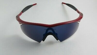 Used, Oakley M Frame Team Red Ice Iridium Hybrid NEW RARE for sale  Shipping to India