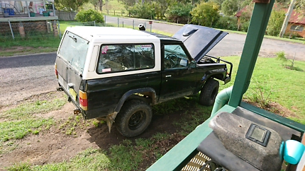 For swaps.  1980 mq turbo diesel patrol rego till march next Year