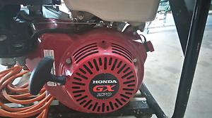 Dunlite generator, Honda motor 4.4kva Lower Beechmont Ipswich South Preview