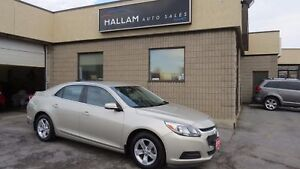 2015 Chevrolet Malibu LS Bluetooth, Cruise Control, Low kms