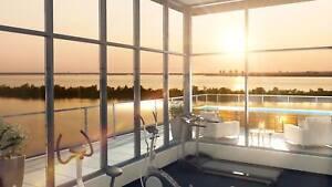 Lum Pur Fleuve - Condos neufs 2 chambres sur le fleuve Brossard