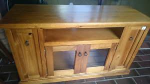 Tv cabinet unit Cardiff Heights Lake Macquarie Area Preview