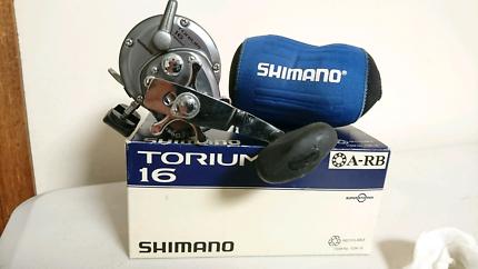 Shimano torium 16 A-RB