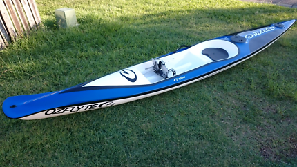 Ozflyte adjustable surfski - 15kg