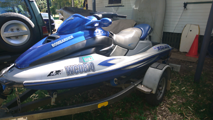 Seadoo Gtx 951 cc direct injection