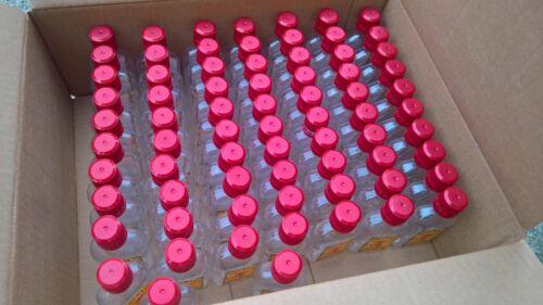 72 EMPTY Fireball Cinnamon Whiskey 50ml Mini Plastic Liquor Bottles Classic