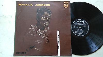 MAHALIA JACKSON I Ask The Lord *PHILIPS LABEL VINYL 60s LP*