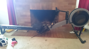 Concept II Rowing Machine Wavell Heights Brisbane North East Preview