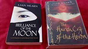 Lian Hearn- Tales of the Otori paperbacks Wynn Vale Tea Tree Gully Area Preview
