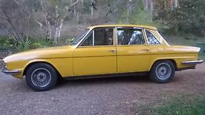 Triumph For Sale In Australia Triumph Cars Vans Amp Utes