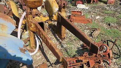 Mf Massey Ferguson Industrial Tractor Loader Think Mf30