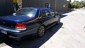 Ford ba fairlane ghia Delacombe Ballarat City Preview